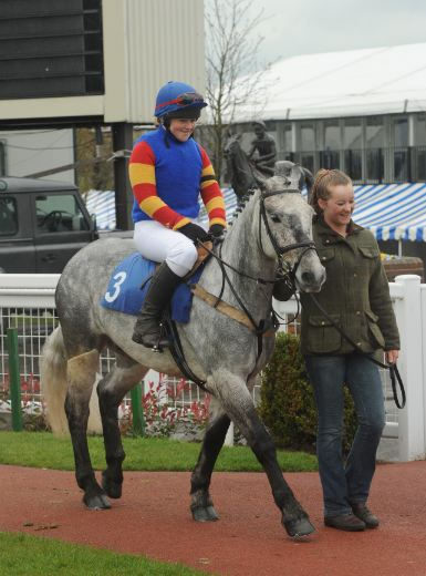 You are browsing images from the article: Area 9 Pony Racing Day at Cheltenham